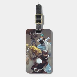チームエプシロンの荷物のラベル ラゲッジタグ