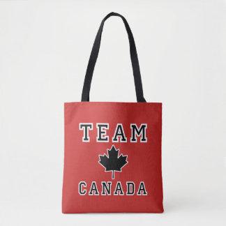 チームカナダ トートバッグ