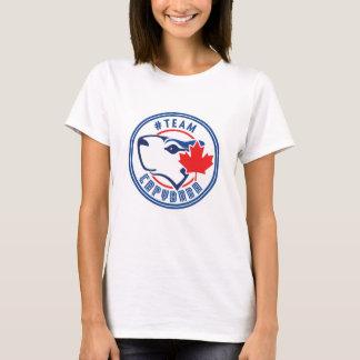 チームカピバラ Tシャツ