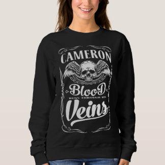 チームカメロン-生命メンバーのTシャツ スウェットシャツ