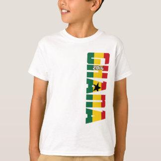 チームガーナのワールドカップ2014年 Tシャツ