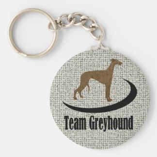チームグレイハウンドのロゴ キーホルダー
