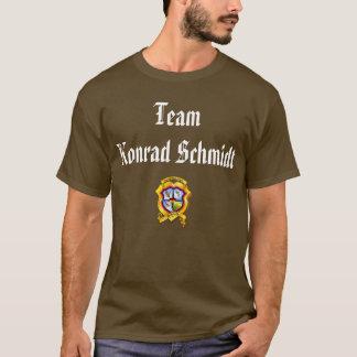 チームコンラートシュミツトのTシャツ Tシャツ