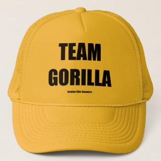 チームゴリラの帽子 キャップ