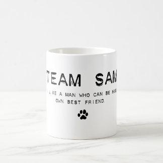 チームサム コーヒーマグカップ
