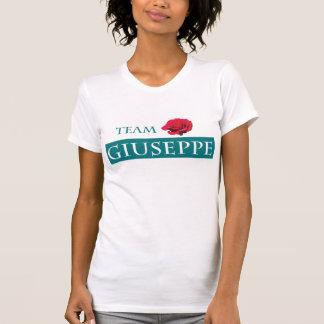 チームジウゼッペリラックスしたT Tシャツ