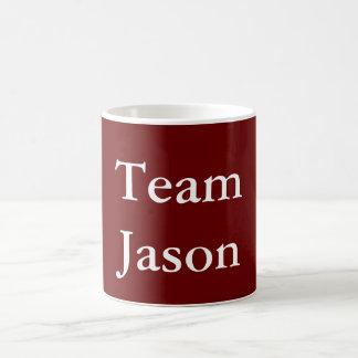 チームジェイソン コーヒーマグカップ