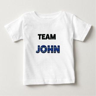チームジョン ベビーTシャツ