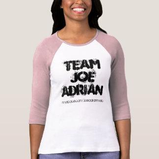 チームジョーエイドリアン、myspace.com/Joeadrianmusic Tシャツ