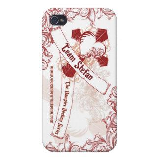 チームステファンの吸血鬼の運命シリーズiPhone 4 iPhone 4/4S Case