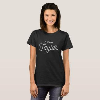 チームテイラー Tシャツ
