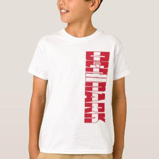 チームデンマークのワールドカップ2014年 Tシャツ