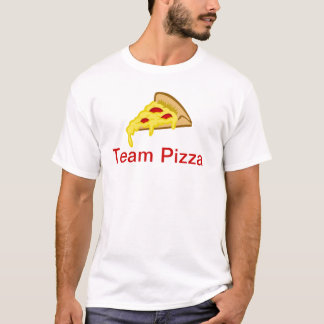 チームピザTシャツ Tシャツ