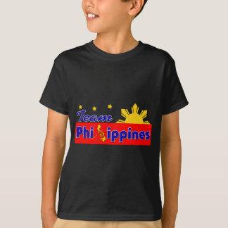 チームフィリピン Tシャツ