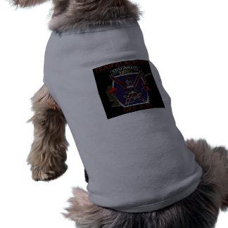 チームブラックフットの小犬のワイシャツ ペット服