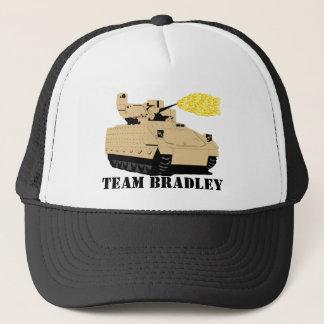 チームブラッドリーの帽子 キャップ