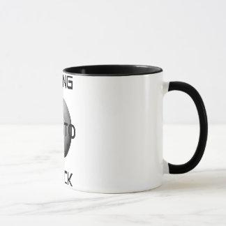 チームプルートのマグ マグカップ