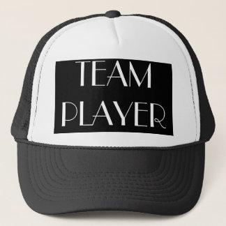 チームプレーヤーの帽子 キャップ
