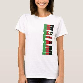 チームマラウィのワールドカップ2014年 Tシャツ