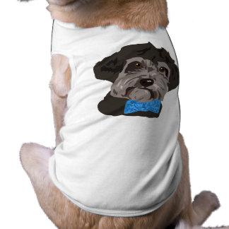 チームモーリスのワイシャツ ペット服