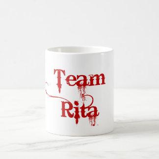チームリータ コーヒーマグカップ