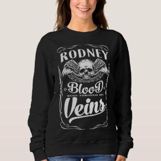 チームロドニー-生命メンバーのTシャツ スウェットシャツ