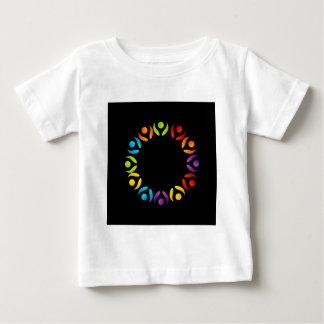チームワークサポート ベビーTシャツ