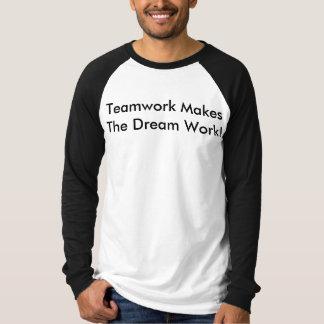 チームワーク! Tシャツ