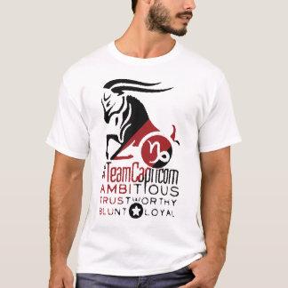 チーム山羊座 Tシャツ