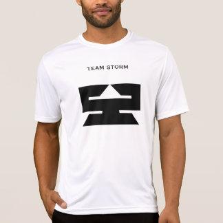 チーム嵐2015年ジャージー-力の Tシャツ