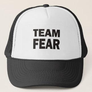 チーム恐れ キャップ
