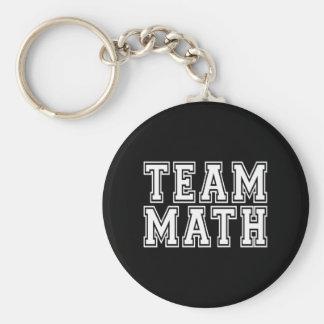 チーム数学 キーホルダー