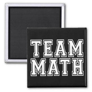 チーム数学 マグネット