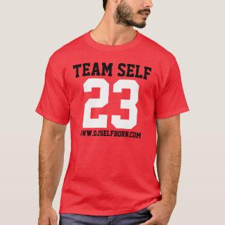 チーム自己(雄牛) Tシャツ