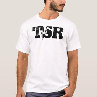 チーム自殺の競争 Tシャツ