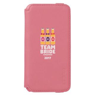 チーム花嫁シンガポール2017 Z4gkk Incipio Watson™ iPhone 6 財布ケース