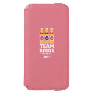 チーム花嫁スイス連邦共和国2017 Ztd9s Incipio Watson™ iPhone 5 財布型ケース