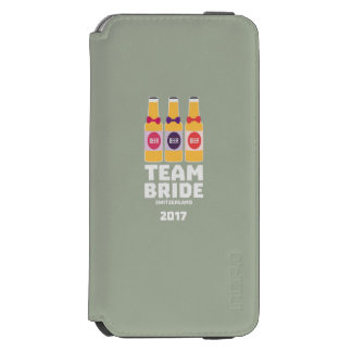 チーム花嫁スイス連邦共和国2017 Ztd9s Incipio Watson™ iPhone 6 ウォレットケース
