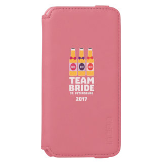 チーム花嫁セント・ピーターズバーグ2017 Zuv92 Incipio Watson™ iPhone 6 ウォレットケース