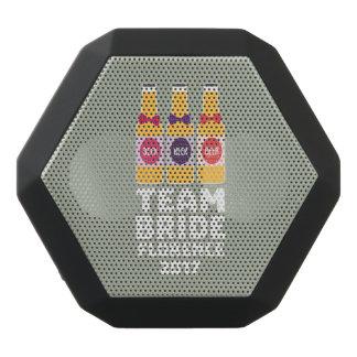チーム花嫁フィレンツェ2017 Zhy7k ブラックBluetoothスピーカー