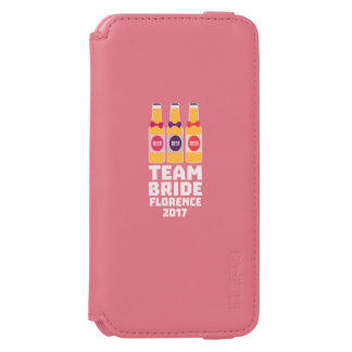 チーム花嫁フィレンツェ2017 Zhy7k Incipio Watson™ iPhone 5 財布型ケース