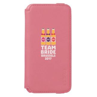 チーム花嫁ブリュッセル2017 Zfo9l Incipio Watson™ iPhone 5 財布型ケース