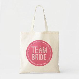 チーム花嫁-結婚式のトートバック トートバッグ