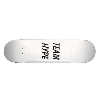 チーム誇大宣伝のスケート板 スケートボード
