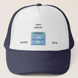 チーム銀河の帽子 キャップ