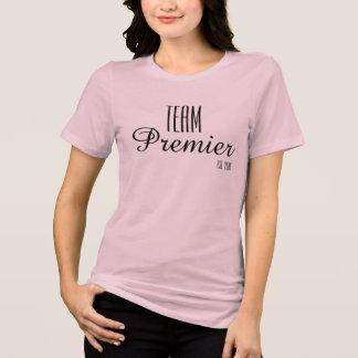 チーム首位のRelaxed Fit T-Shirt- Softののピンク Tシャツ