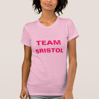 チーム、ブリストル Tシャツ