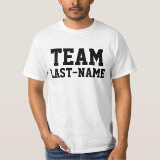 チーム(名字)姓 Tシャツ