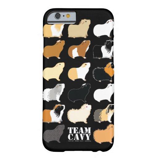 チーム|CAVY スキニー iPhone 6 ケース