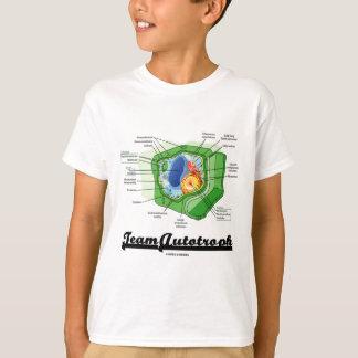 チームAutotroph (植物の細胞生物学) Tシャツ